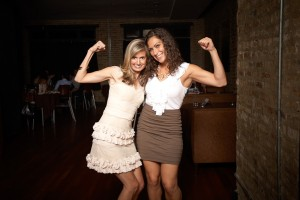 Kristen and me biceps copy