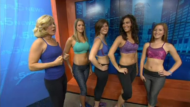 How to Pick a New Workout Outfit as seen on NBC Chicago ...