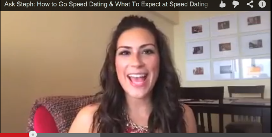 What to ask at speed dating