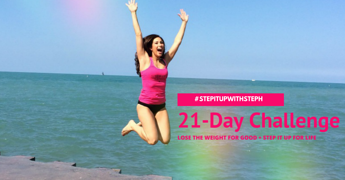 #STEPITUPWITHSTEPH