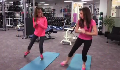 Fit in 60 seconds: Step It Up in 60 Seconds As Seen on HLN ...