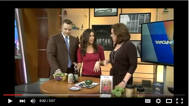 What's the Better Diet Cheat? As Seen on WGN TV
