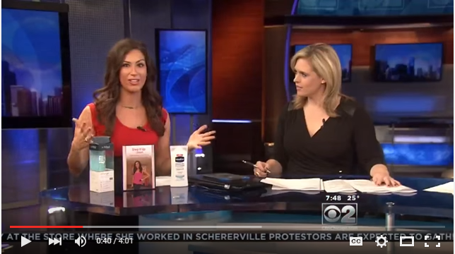 Healthy Lifestyle Tips for the New Year As Seen on CBS Chicago