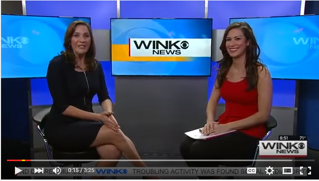 New Year's Resolutions As Seen on WINK TV