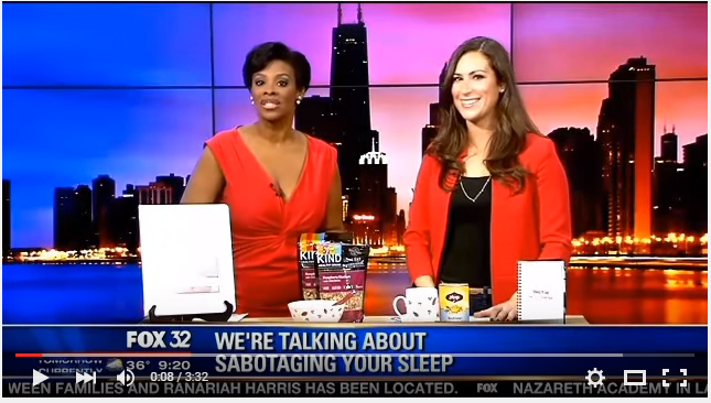 How to Get Better Sleep As Seen on Fox Chicago