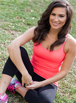 Weight Loss Coach- Stephanie Mansour - Step it Up with Steph