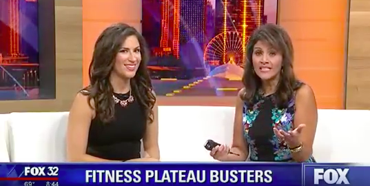 Fitness Plateau Busters