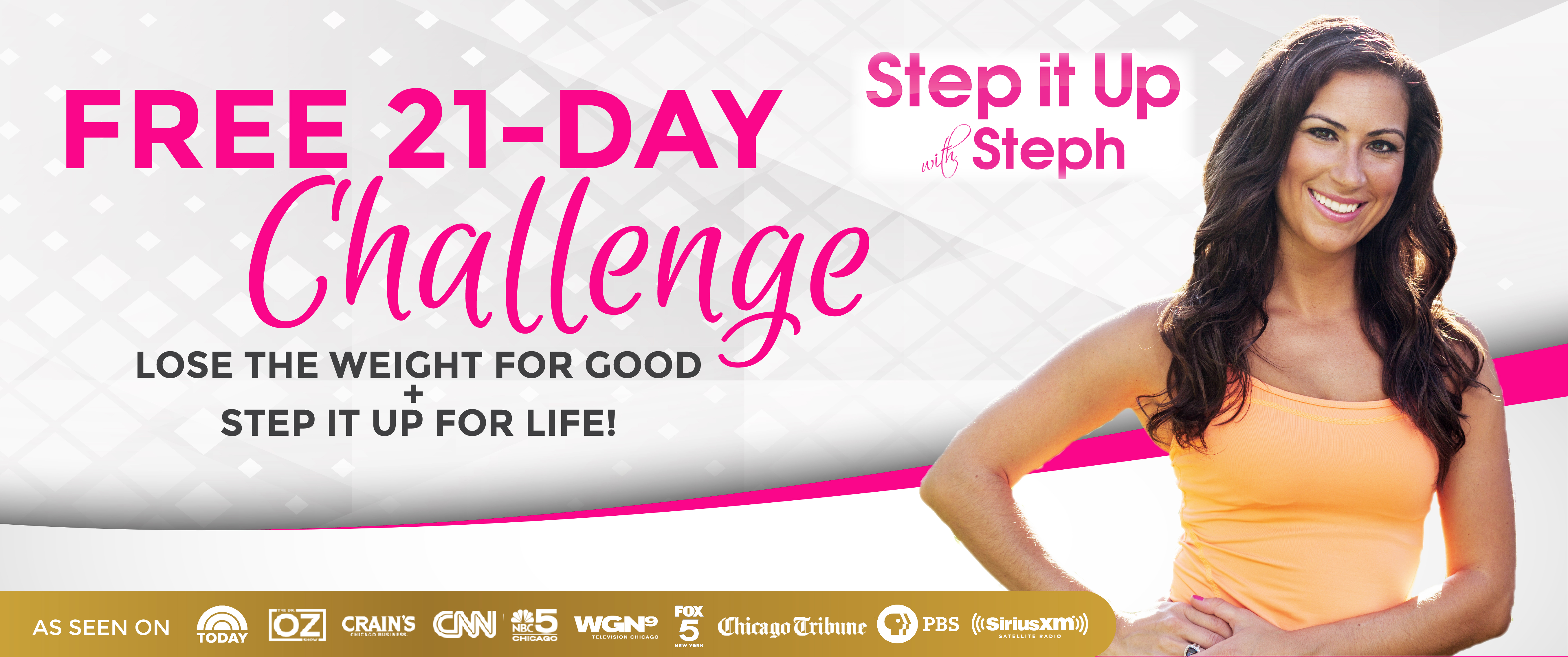 21-Day Lose the Weight Fast + Make it Last Challenge with