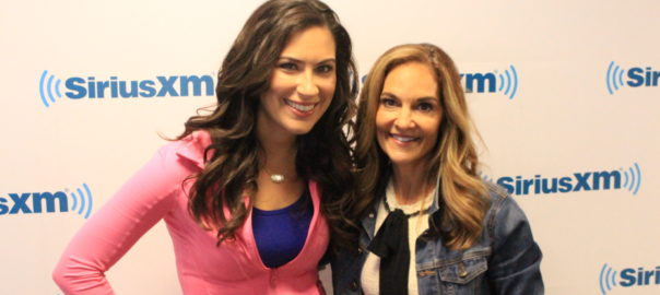 Weight Loss Coach Stephanie Mansour with Nutritionist Joy Bauer