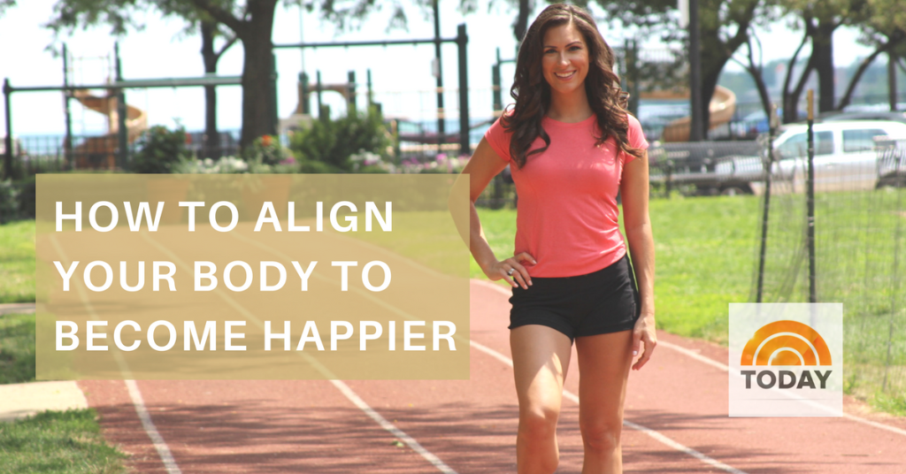 How to Align Your Body to Become Happier