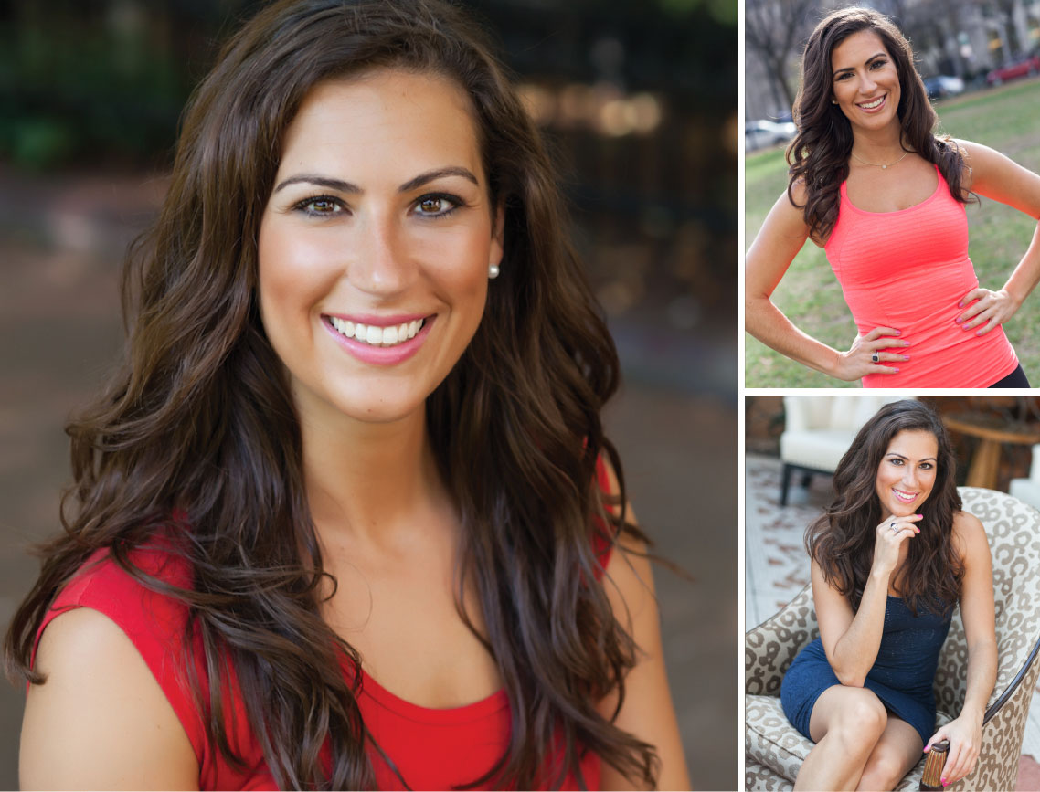 About Stephanie Mansour: Chicago Personal Trainer and