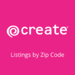 Create TV - Listings by Zip Code